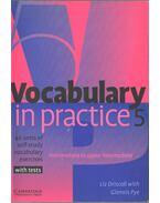 Vocabulary in Practice 5 - Liz Driscoll, Glennis Pye