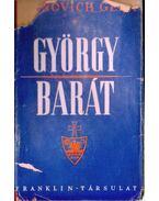 György barát - Voinovich Géza