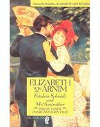 Fräulein Schmidt und Mr. Anstruther - VON ARNIM, ELIZABETH