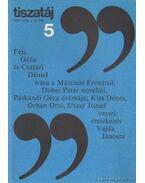 Tiszatáj 1977. május 31. évf. 5. - Vörös László