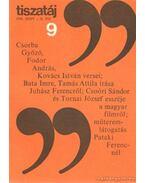 Tiszatáj 1978. szeptember 32. évf. 9. - Vörös László