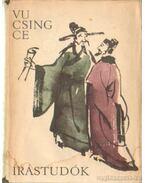 Írástudók - Vu Csing-Ce