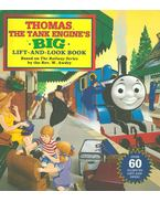 Thomas the Tank Engine's Big Lift-and-Look Book - W. Awdry