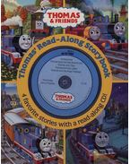 Thomas Read-Along Storybook - 4 favorite stories with a read-along CD! - W. Awdry
