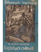 A rejtélyes csónak - W. Byron Mowery