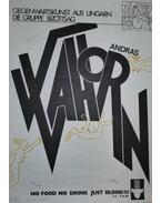 Wahorn (plakát) - Wahorn András