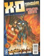 X-O Manowar Vol. 2. No. 1. - Waid, Mark, Augustyn, Brian