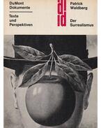 Der Surrealismus - Waldberg, Patrick