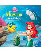 The Little Mermaid - Read-Along Storybook And CD - Walt Disney