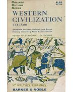 Western Civilization to 1500 - Walther Kirchner