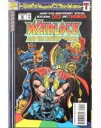 Warlock and the Infinity Watch Vol. 1. No. 25 - Starlin, Jim, Medina, Angel