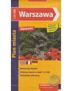 Warszawa 1:26 000