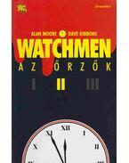 Watchmen - Az őrzők II. kötet - Moore, Alan, Gibbons, Dave
