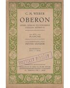 Oberon - Weber, C. M., PLANCHÉ, J. R.