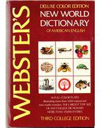 Webster's New World Dictionary - GURALNIK, DAVID B., Neufeldt, Victoria