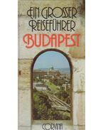 Budapest - Ein Grosser Reiseführer - Wellner István