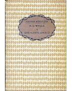 A gyémántcsináló - Wells, Herbert George