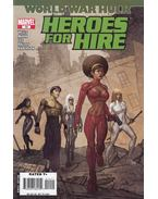 Heroes for Hire No. 14. - Wells, Zeb, Lee, Alvin, Mann, Clay
