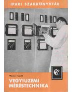 Vegyiüzemi méréstechnika - Werner Curth