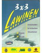 3x3 Lawinen - Werner Munter