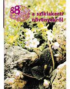88 színes oldal a sziklakerti növényekről - Wertán Zsolt