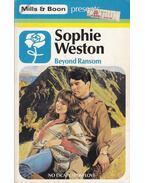 Beyond Ransom - Weston, Sophie