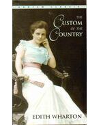 The Custom of the Country - Wharton, Edith