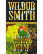 Afrika mélye - Wilbur Smith