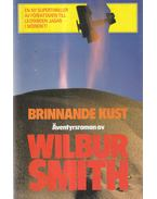 Brinnande kust - Wilbur Smith