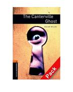 The Canterville Ghost Audio CD Pack - Stage 2 - WILDE, OSCAR - ESCOTT, JOHN