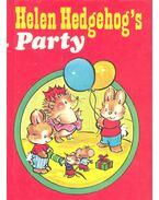 Helen Hedgehog's Party - WILKIN, WENDY