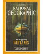 National Geographic 1992.  october - William Graves