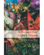A Midsummer Nights Dream - Oxford Bookworms Library 3 - MP3 Pack - William Shakespeare