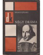 Négy dráma - Shakespeare - William Shakespeare