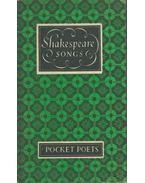 Shakespeare Songs from the Plays - William Shakespeare