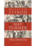 Nat Turner vallomásai - William Styron