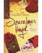 Szerelmes lányok - Jacqueline Wilson