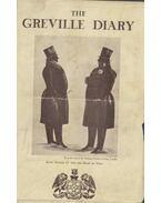 The Greville Diary I. kötet - Wilson, Philip Whitewell (szerk.)