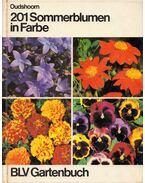201 Sommerblumen in Farbe - Wim Oudshoorn