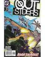 Outsiders 5. - Winick, Judd, Chriscross