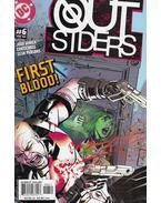 Outsiders 6. - Winick, Judd, Chriscross
