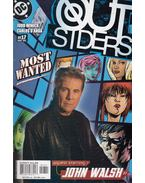 Outsiders 17. - Winick, Judd, D'Anda, Carlos
