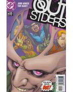 Outsiders 15. - Winick, Judd, Raney, Tom