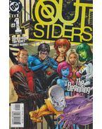 Outsiders 1. - Winick, Judd, Raney, Tom