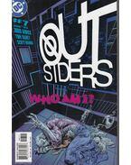 Outsiders 7. - Winick, Judd, Raney, Tom