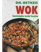 Wok - fantáziadús ázsiai konyha