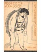 Professor Mamlock - Wolf,Friedrich