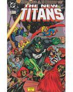 The New Titans 125. - Wolfman, Marv, Pérez, George
