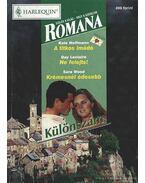 A titkos imádó - Ne felejts - Krémesnél édesebb 1999/1. Romana különszám - Wood, Sara, Hoffmann, Kate, Leclaire, Day