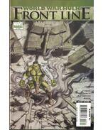 World War Hulk: Front Line No. 3 - Jenkins, Paul, Martinbrough, Shawn, Bachs, Ramon